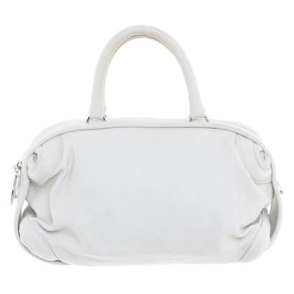 Chanel Handtasche in Weiß