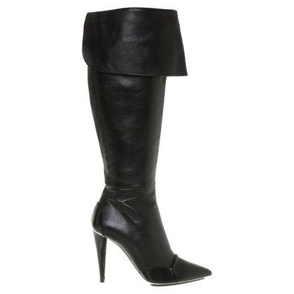 Emanuel Ungaro Boots in black