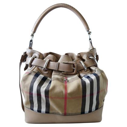 """Burberry """"Broomley Bag"""" mit Nova-Check-Muster"""