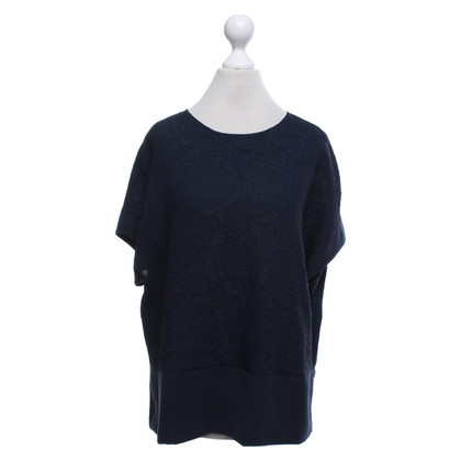 St. Emile Blouse in donkerblauw