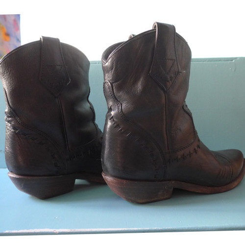 a2c7eb86f14 Ash Cowboy boots - Second Hand Ash Cowboy boots buy used for 49 ...