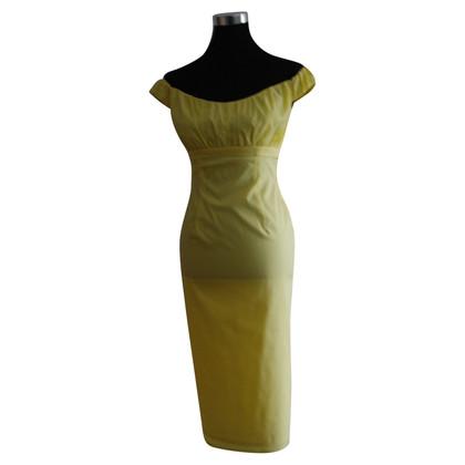 Talbot Runhof Kleid aus Seide