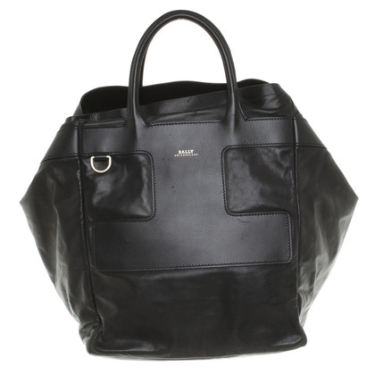 Bally Leather bag in black