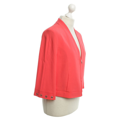 Laurèl Jacket in red