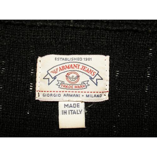 b13b69db0bfb Armani Jeans Pull en laine - Acheter Armani Jeans Pull en laine d ...