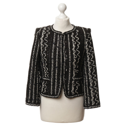 Alice + Olivia Blazer with sequin trim