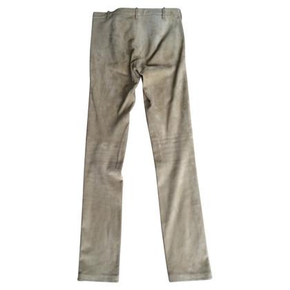 Ralph Lauren Pantalon en daim