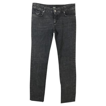 D&G Black jeans