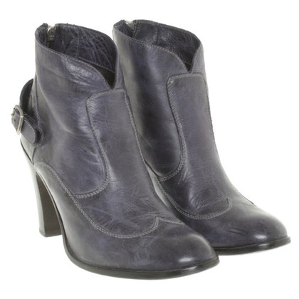 Belstaff Boots in blue