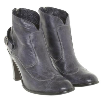 Belstaff Boots in Blauw
