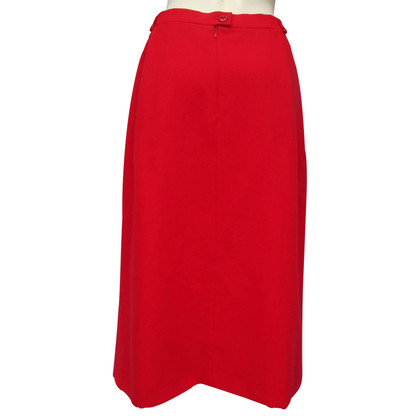 Givenchy Red skirt