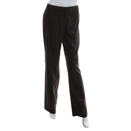 Escada trousers in brown