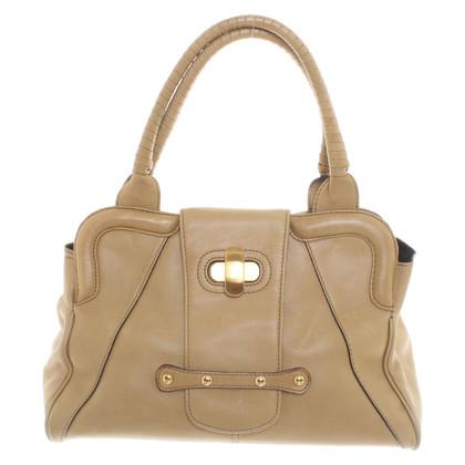 Max Mara Handbag in mustard yellow