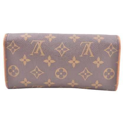 """Louis Vuitton """"Twin Pochette PM Monogram Canvas"""""""