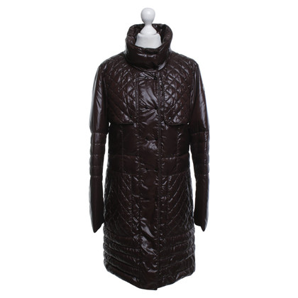 Moncler Down coat in brown