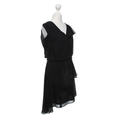 Karl Lagerfeld Dress In Black Second Hand Karl Lagerfeld Dress In