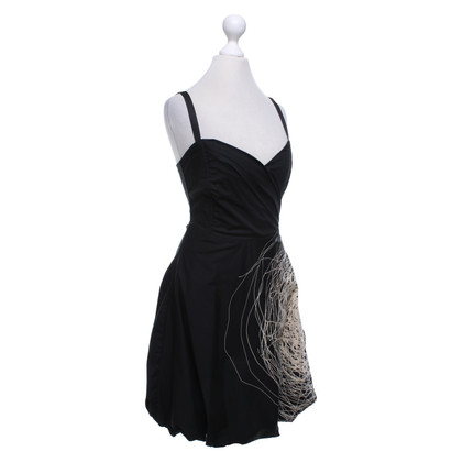 Patrizia Pepe Uitgegeven jurk met print
