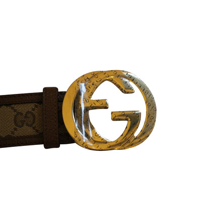 Gucci Gucci Belt GG New