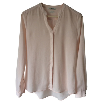 Rich & Royal Blouse in nude