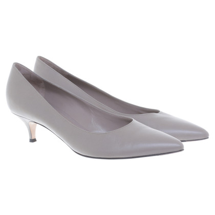 Gianvito Rossi pumps in grey