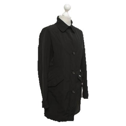 Woolrich Cappotto corto in nero