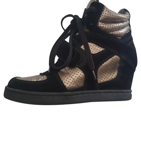 Ash Sneakers Schwarz