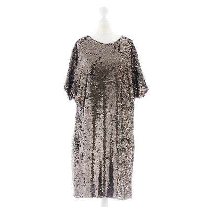 Calvin Klein Sequin dress with sleeves
