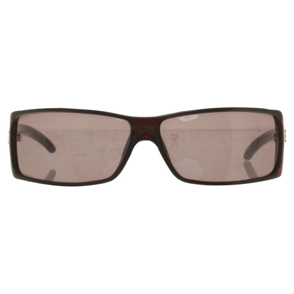 Gucci Sunglasses in black / brown