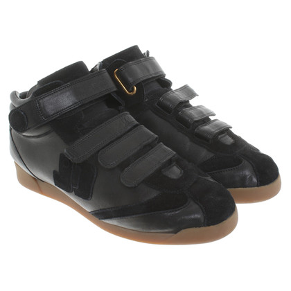 Jerome Dreyfuss Sneakers in Schwarz