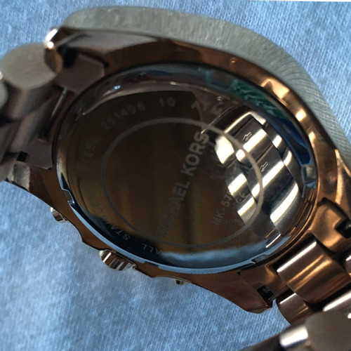 ce700714cf52 Michael Kors watch - Second Hand Michael Kors watch buy used for 146 ...