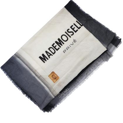 Chanel Stole Chanel Mademoiselle Privè cashmere