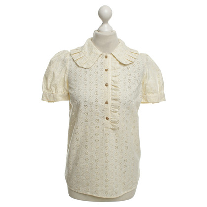 Juicy Couture Blouse with hole pattern