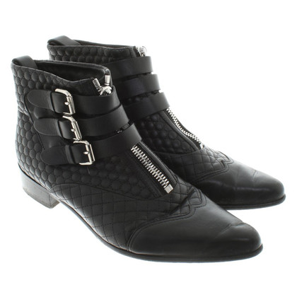 Tabitha Simmons Boots in Black