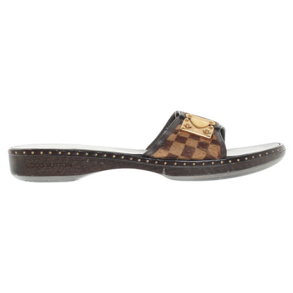 Louis Vuitton Sandalen Leather
