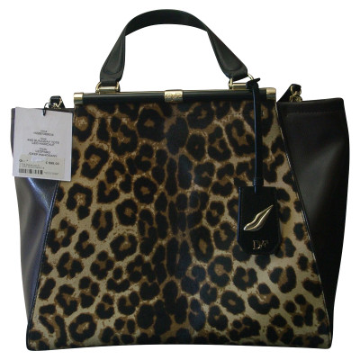 Diane Von Furstenberg Handbag With Pattern