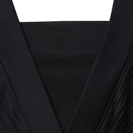 St. Emile Kleid in Dunkelblau Blau Kostenloser Versand Shop Steckdose Vermarktbaren Rabatt Manchester 06RsU