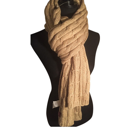 7 For All Mankind Goldfarbener scarf