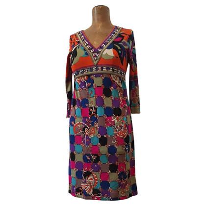 Emilio Pucci Dress, seta pura