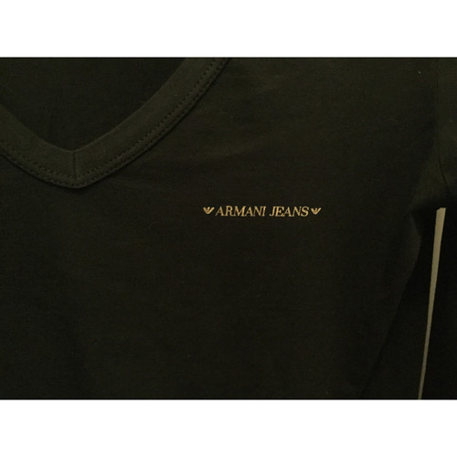5b18042c4cb3 Armani Jeans Pull noir - Acheter Armani Jeans Pull noir d occasion ...