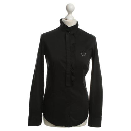 Armani Jeans Camicia in Black