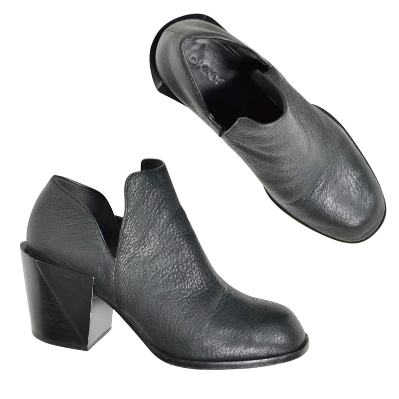 Second Stiefeletten Hand Second Dkny Hand Stiefeletten Dkny Gebraucht Gebraucht Dkny Stiefeletten Second CQdtshr