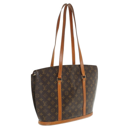 Louis Vuitton Shopper aus Monogram Canvas