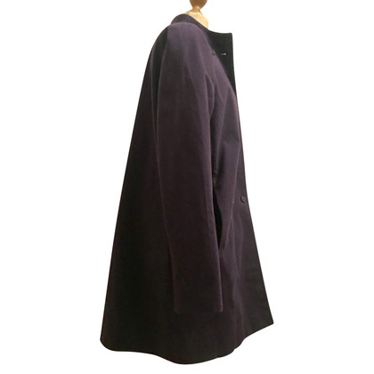 Windsor Coat in purple