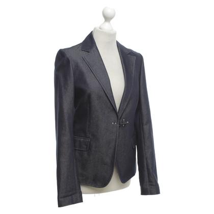 Fay Denim blazer in dark blue