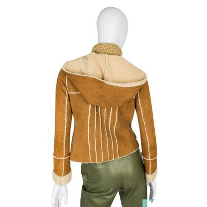 Chanel Chanel limoncelli cappotto-marrone