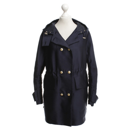 Moncler Giacca in Blue