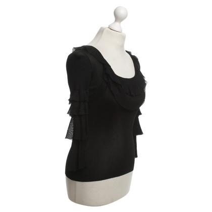 Dolce & Gabbana top in Black