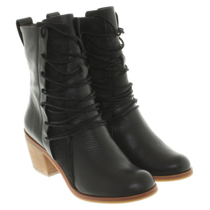 Finsk Boots in Black