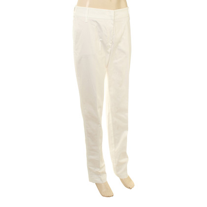 St. Emile Pant in white