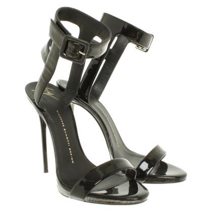 Giuseppe Zanotti High Heels en noir